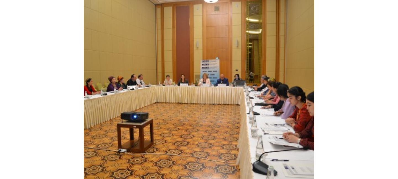 OSCE SEMINAR ON MASS MEDIA STARTED IN ASHGABAT