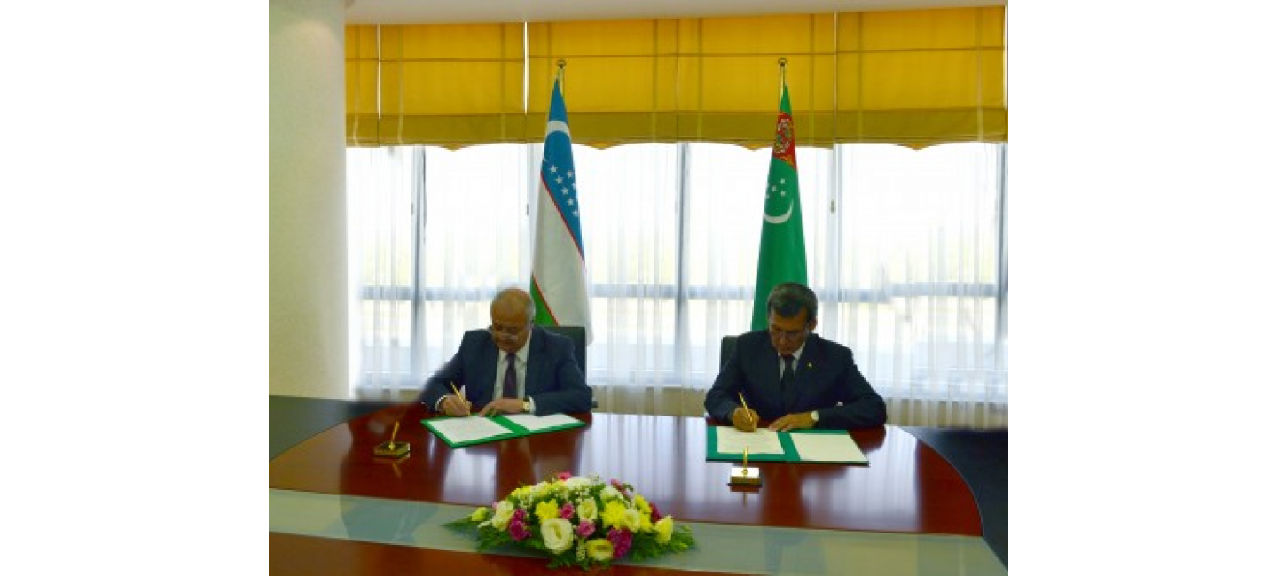 TURKMEN-UZBEK POLITICAL CONSULTATIONS WERE HELD IN ASHGABAT